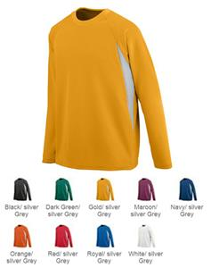Augusta Wicking Mesh Long Sleeve Jerseys
