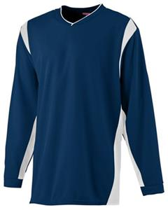 Augusta Wicking Long Sleeve Warmup Shirts