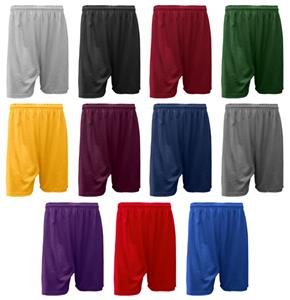 Soffe Adult Heavy Weight Cotton/Poly Jersey Shorts