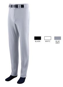 Augusta Open Bottom Solid Baseball/Softball Pant