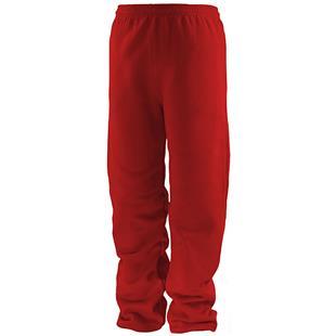 Soffe Youth Open Bottom Pocket Fleece Sweatpants