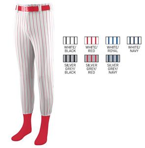 Augusta Sportswear Striped Softball/Baseball Pant