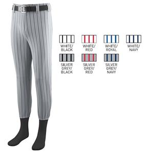 Augusta Youth Striped Softball/Baseball Pant