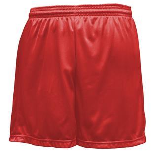 Soffe Adult Nylon Mini-Mesh Fitness Shorts