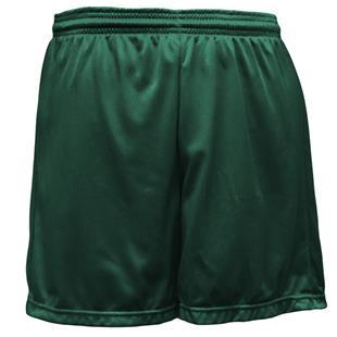 """Soffe Basic Nylon Mini-Mesh Shorts 5"""" Inseam"""