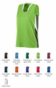 Augusta Womens Wicking Duo Knit Attack Jerseys