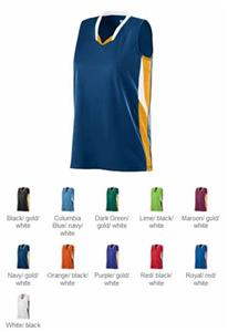 Augusta Girls' Wicking Duo Knit Attack Jerseys