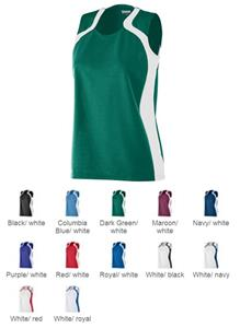 Augusta Girls' Wicking Mesh Endurance Jerseys