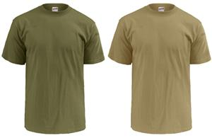 Soffe SS Military Dri-Release Tee Shirts