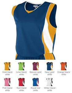Augusta Girls Wicking Mesh Extreme Jerseys