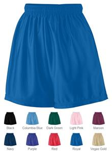 Augusta Sportswear Girls' Dazzle Shorts