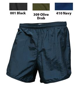 Soffe Military Authorized Navy PT Running Shorts