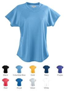 Augusta Sportswear Ladies Wicking V-Neck Jersey