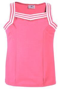 Teamwork Girls Pink Poise Cheerleaders Shells