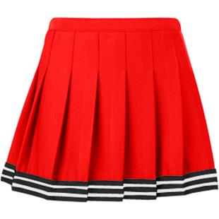 Teamwork Womens Poise Pleated Cheer Skirts