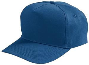 Augusta Sportswear Five-Panel Cotton Twill Cap