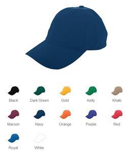 Augusta Sportswear Cotton Twill Unconstructed Cap
