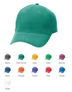 Augusta Sport Flex Brushed Twill Six-Panel Cap