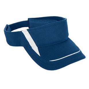 Augusta Adjustable Wicking Mesh Edge Visor