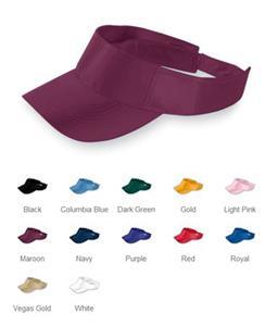 Augusta Sportswear Dazzle Visor