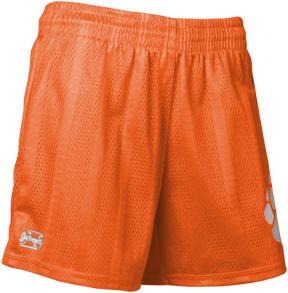 Intensity Women's Diamond Mesh Sports Shorts