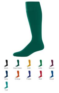Augusta Sportswear Baseball Game Tube Socks