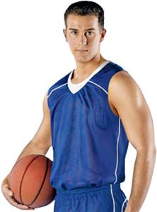 Alleson 548 Adult Mock Mesh Basketball Jerseys CO