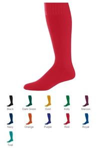 Augusta Intermediate Baseball Game Tube Socks