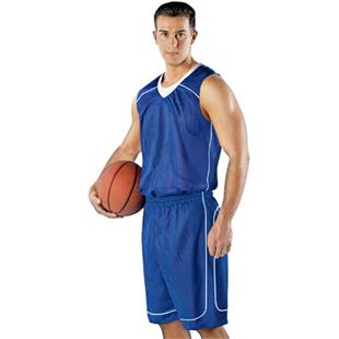 Alleson 548Y Youth Mock Mesh Basketball Jerseys CO