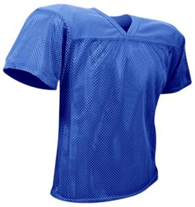 Youth Poly Mesh Poly Cowel Blaze Football Jersey