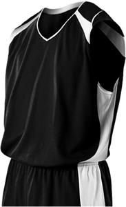 Alleson 556 Adult Mock Mesh Basketball Jerseys