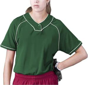 Intensity Women's Cool Mock Sleeve Jerseys