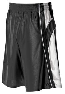 Alleson Adult Dazzle Basketball Shorts-Closeout