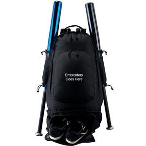 Augusta Sportswear Expandable Bat Backpack