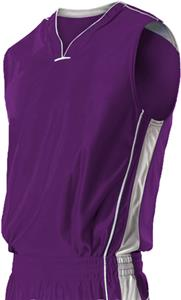 Alleson Adult Dazzle Basketball Jerseys-Closeout