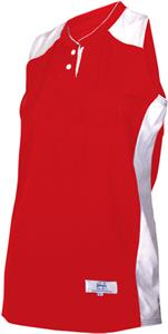 Intensity Women's Cool Mock Shoulder Panel Jerseys