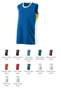 Augusta Wicking Duo Knit Sleeveless Game Jersey