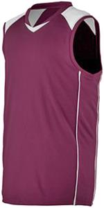 Augusta Wicking Mesh/Dazzle Sleeveless Game Jersey