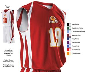 Alleson 54MMR Adult Reversible Basketball Jerseys