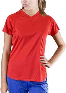 Intensity Women's V-Neck Performance Shirts