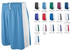 Augusta Youth Wicking Mesh Game Shorts