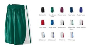 Augusta Sportswear Adult Dazzle/Mesh Shorts