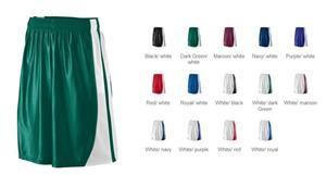 Augusta Sportswear Adult Dazzle/Mesh Shorts