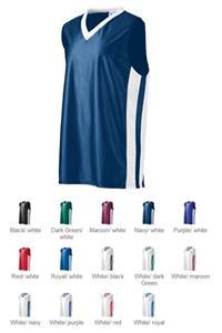 Augusta Sportswear Youth Dazzle/Mesh Jersey