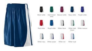 Augusta Sportswear Youth Dazzle/Mesh Shorts
