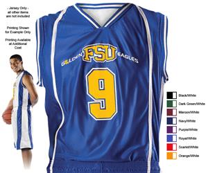 Alleson 546R Adult Reversible Basketball Jerseys