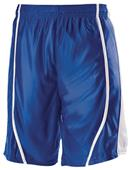 Alleson 546P Adult Reversible Basketball Shorts CO