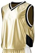 Augusta Tri-Color Dazzle Game Sleeveless Jersey