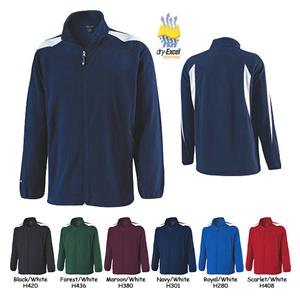 Holloway Flash Microfleece Warm Up Jacket