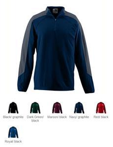 Augusta Sportswear Micro Fleece Half-Zip Pullover